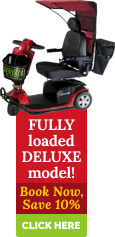 FULLY loaded DELUXE model!