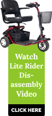 Watch Lite Rider Disassembly Video