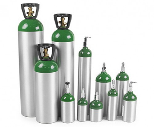 Oxygen Equipment Rental: Oxygen Tanks