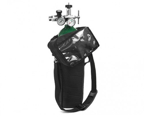 Oxygen Equipment Rental: Oxygen Shoulder Bag