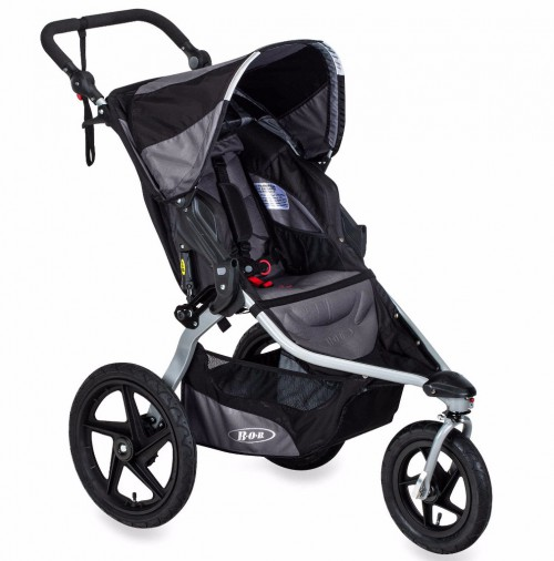B.O.B Revolution (Single) Stroller Rental: B.O.B.single.1