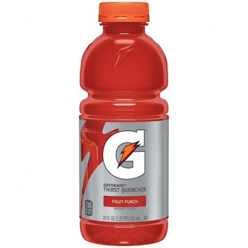 Gatorade Sports Drink 24-Pack Rental: Fruit Punch Gatorade