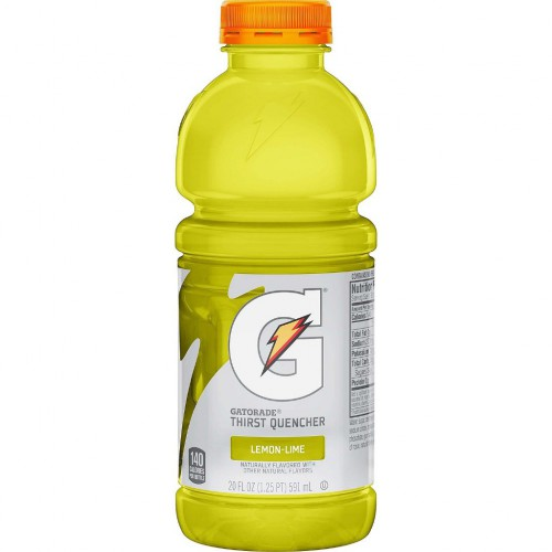 Gatorade Sports Drink 24-Pack Rental: Yellow Gatorade