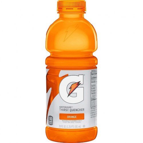 Gatorade Sports Drink 24-Pack Rental: Orange Gatorade