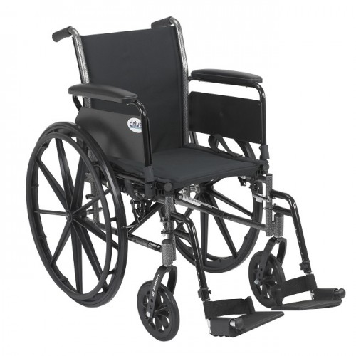 Manual Wheelchair Rental: Drive.cruiser III
