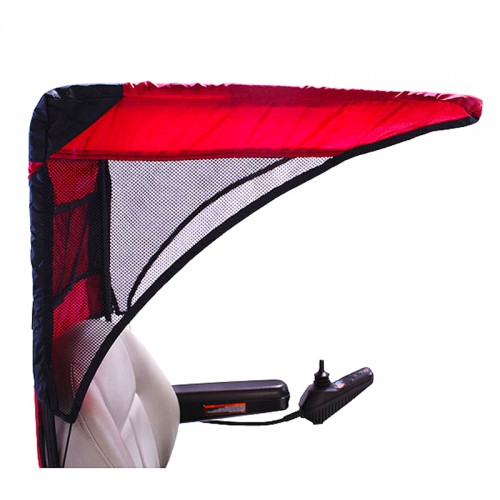 Sun Shade For Sale: vented-weatherbreaker-canopy 3