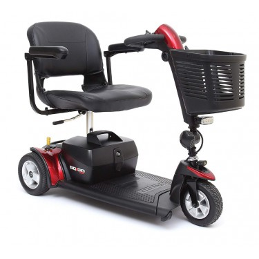 Portable Scooter - Capacity 325 lbs